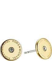 Michael Kors - Logo Stud Earrings