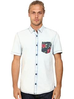 Buffalo Short Sleeve Mens Shirt