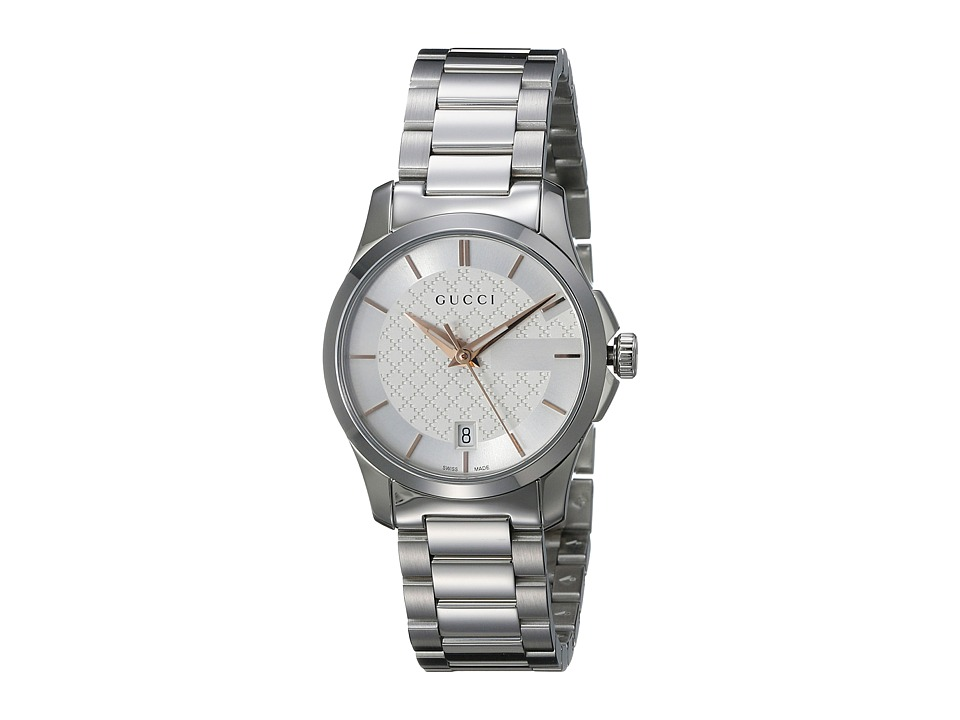 Gucci Timeless 27 mm Stainless Steel Watches