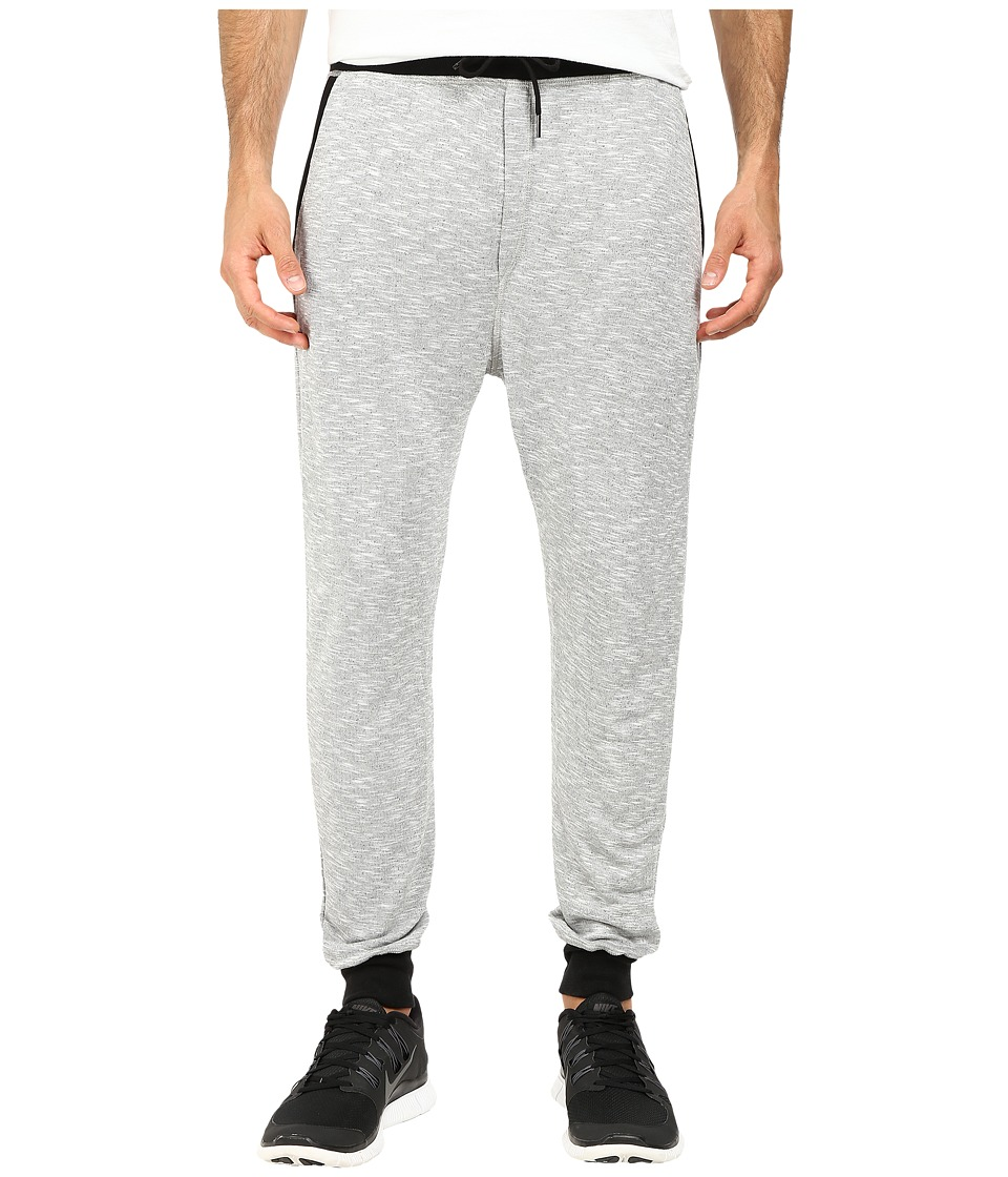 UNCL Contrast Jogger Grey Mens Clothing