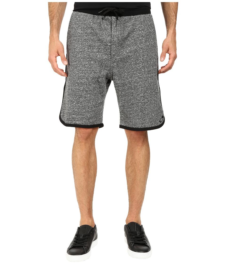 UNCL Seam Shorts Grey Mens Shorts