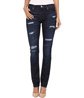Hudson - Skylar Relax Slim Straight Jeans in Dark Nomad