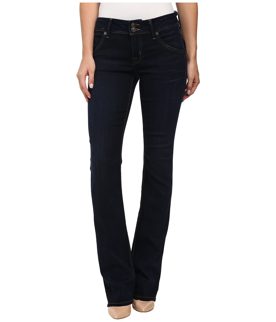 Hudson - Beth Baby Boot Jeans in Oracle (Oracle) Women's Jeans