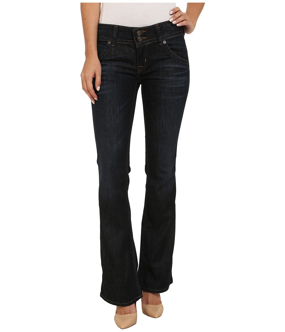Hudson Petite Signature Bootcut Jeans in Firefly (Firefly) Women