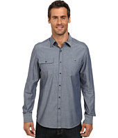 Kenneth Cole Sportswear - Long Sleeve Chambray Shirt