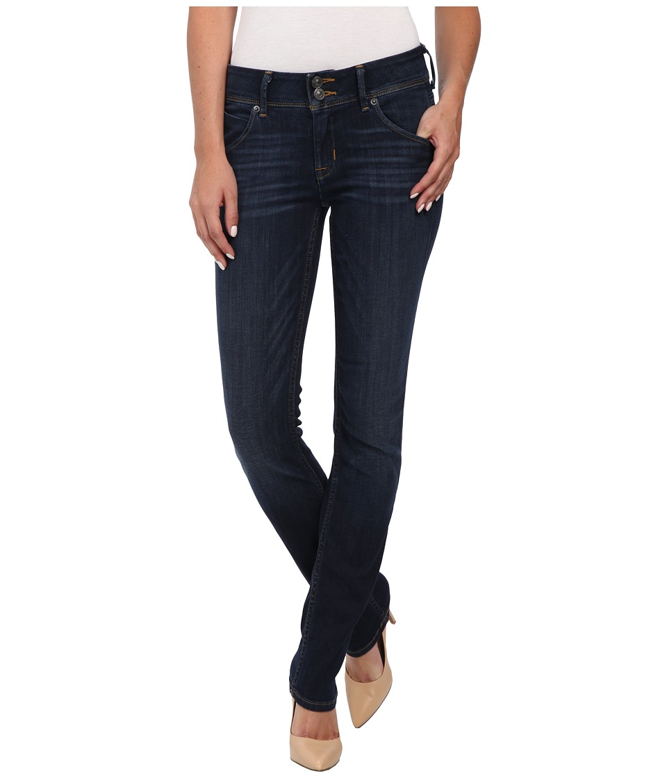 Hudson - Collin Midrise Skinny Jeans in Elemental