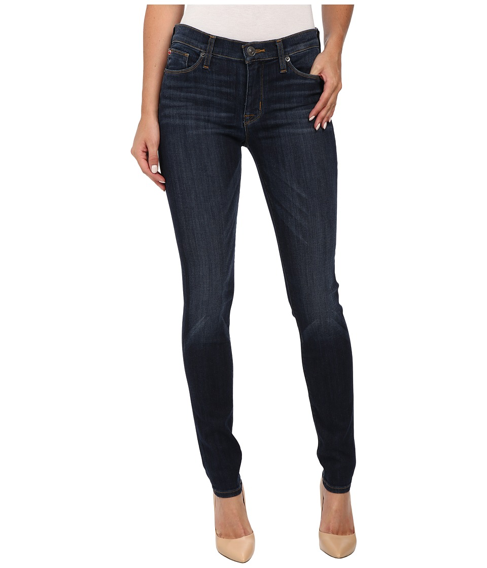 Hudson Nico Midrise Super Skinny Jeans in Elemental Elemental Womens Jeans