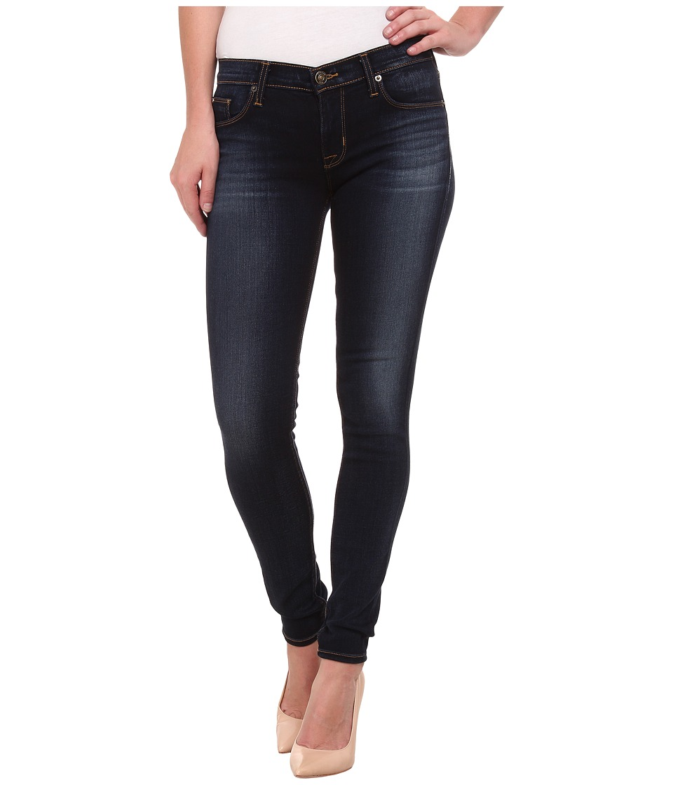 Hudson Krista Super Skinny Jeans in Baltic Luster Baltic Luster Womens Jeans