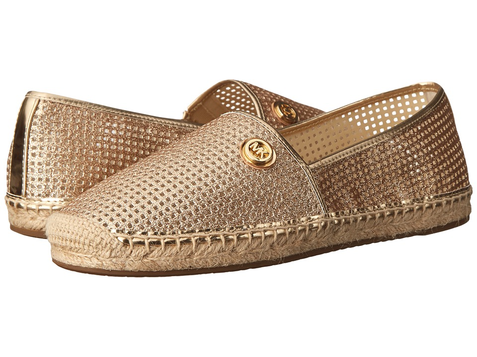 MICHAEL Michael Kors Kendrick Slip-On (Pale Gold) Slip-On Shoes