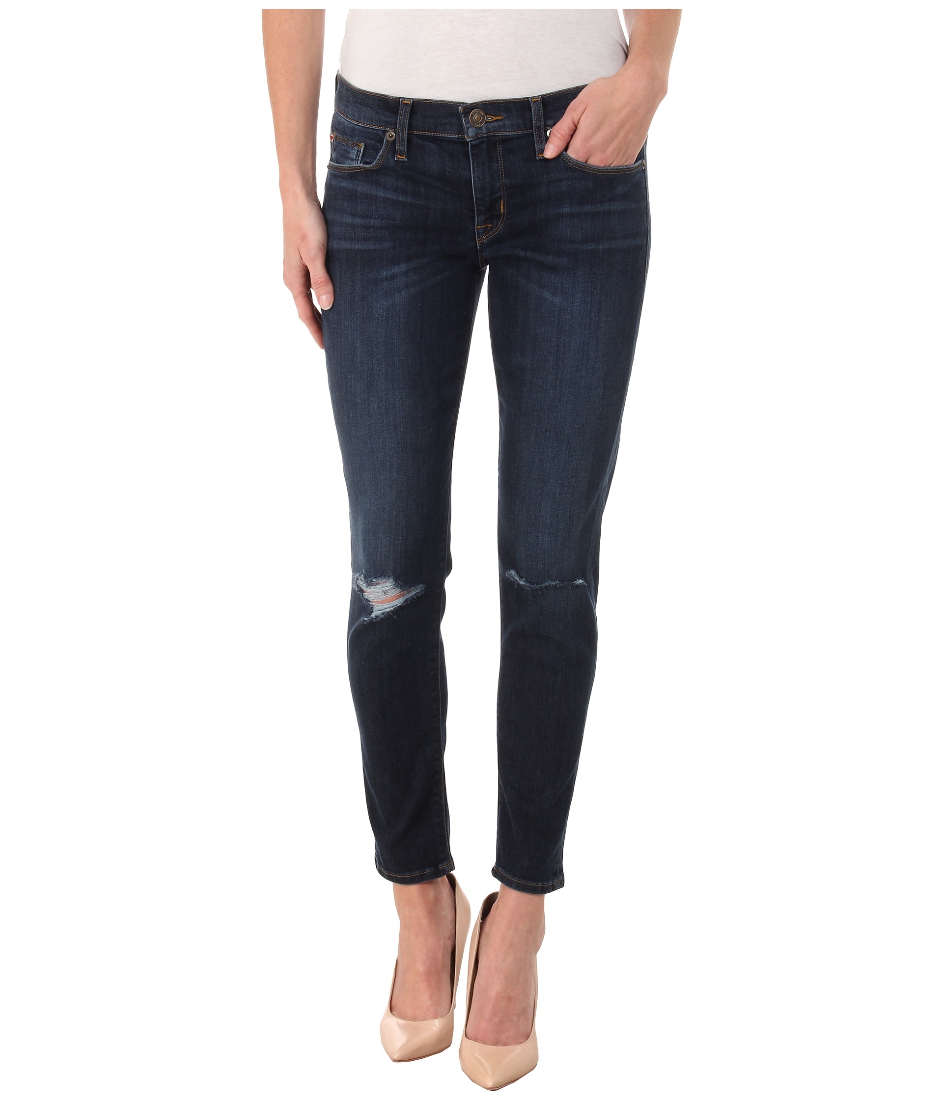 Size 2 Skinny Jeans - Jeans Am