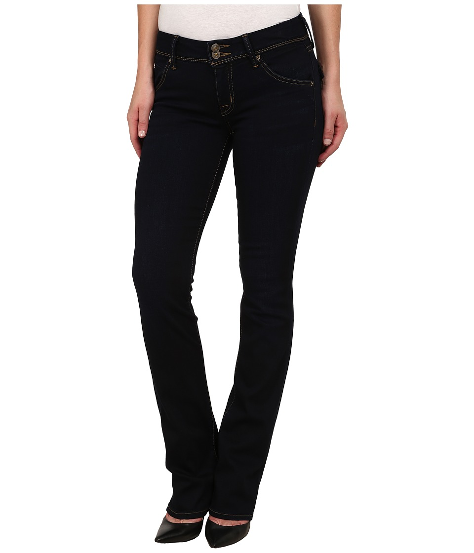 Hudson Valley Lighting Beth Mid Rise Baby Boot Jeans in D...