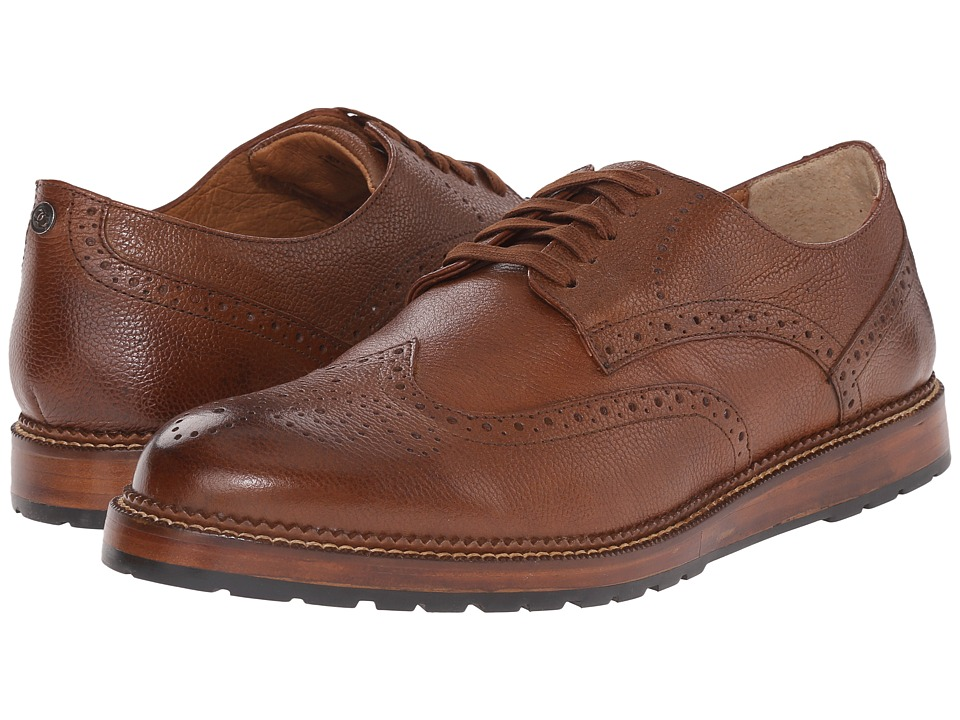 Dr. Scholls Braxton Original Collection Spiced Mens Lace Up Wing Tip Shoes