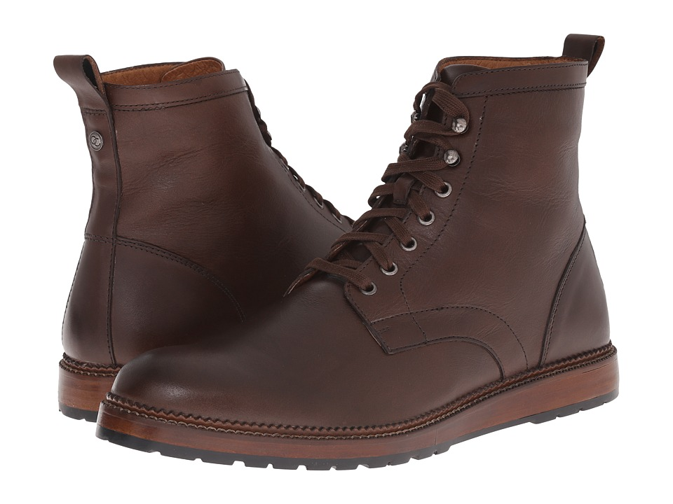 Dr. Scholls Burke Original Collection Redwood Mens Lace up Boots