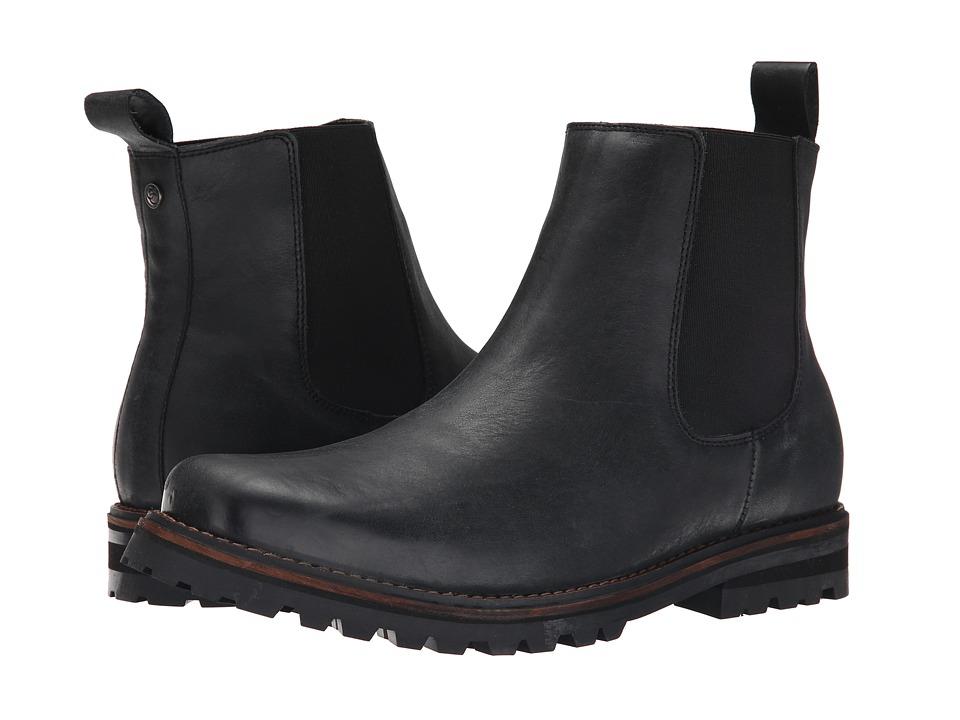 Dr. Scholls Ripley Original Collection Black Mens Shoes