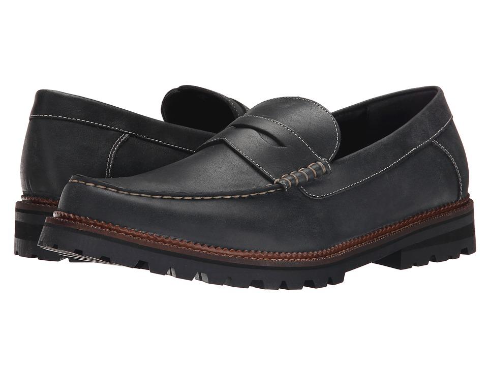 Dr. Scholls Ronald Original Collection Black Mens Shoes