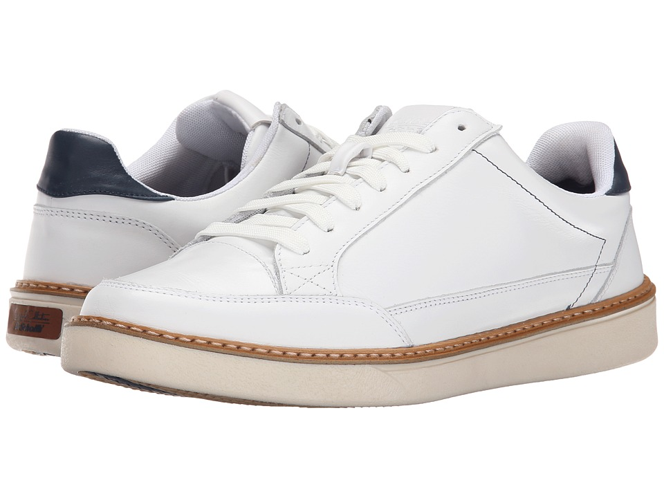 Dr. Scholls Trent Original Collection White Mens Shoes