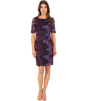 Tahari by ASL - Tri-Color Lace Dress