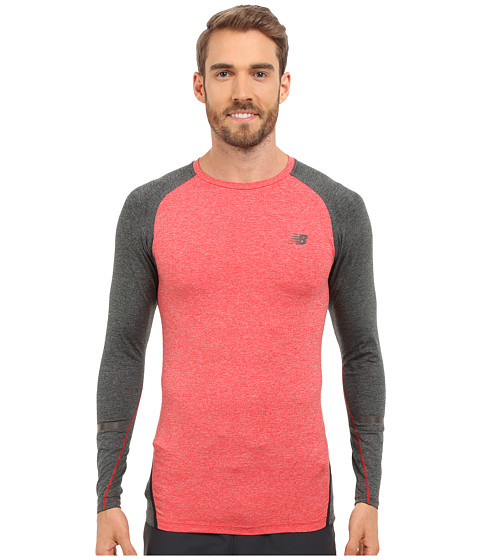 New Balance Trinamic Long Sleeve Top
