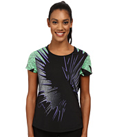 Jamie Sadock - Starburst Print Short Sleeve Top
