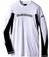 Quiksilver Kids - Performer Long Sleeve Surfshirt Rashguard (Big Kids)