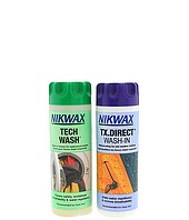 Nikwax - Tech Wash & TX Direct Wash-In
