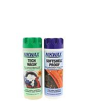 Nikwax - Tech Wash & Softshell Proof