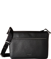 Michael Kors - Harrison Cross Grain Leather Large Messenger