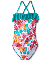 Roxy Kids - Floral One-Piece (Big Kids)