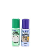 Nikwax - Fabric/Leather & Cleaning Gel