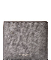 Michael Kors - Harrison Cross Grain Leather Billfold