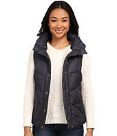 Dylan by True Grit - Seam Stitched Puffer w/ Sherpa Lining