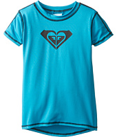 Roxy Kids - Core Short Sleeve Rashguard (Big Kids)