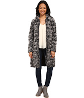 Dylan by True Grit - Silky Fur Long Jacket