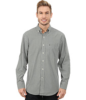 IZOD - Long Sleeve Gingham Button Up Shirt