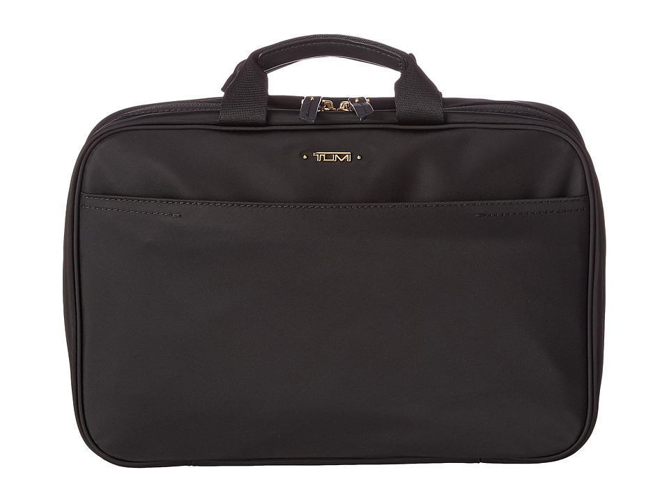 Tumi - Voyageur - Monaco Travel Kit (Black) Travel Pouch