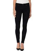 Hudson - Nico Mid Rise Super Skinny Jeans in Zerene