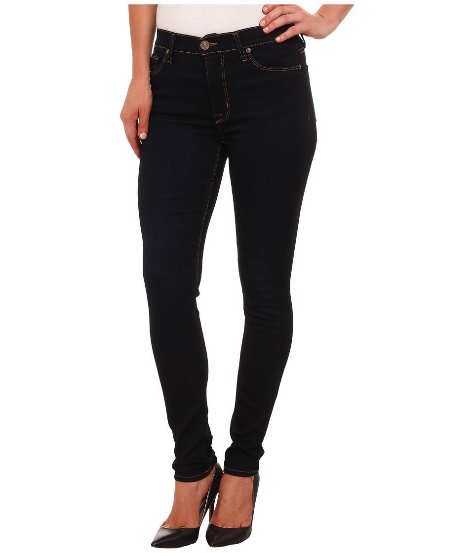 Hudson Barbara High Rise Skinny Jeans in Delilah Delilah Womens Jeans