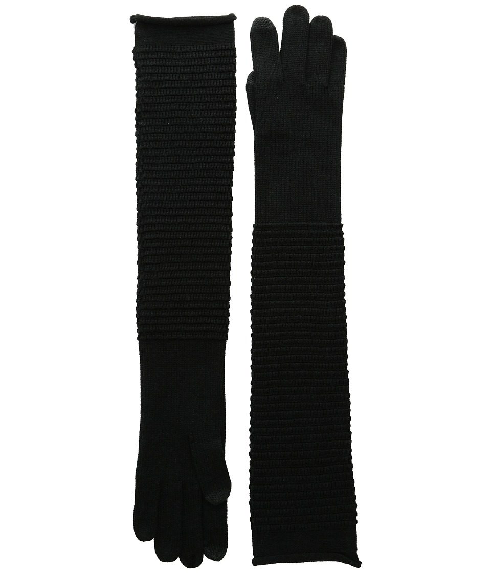 Echo Design - Warmer Long Gloves (Black) Extreme Cold Weather Gloves