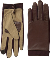 Echo Design - Touch Basic Leather Gloves