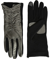 Echo Design - Rouched Leather Gloves