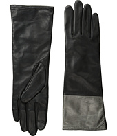 Echo Design - Touch Leather Patch Long Gloves