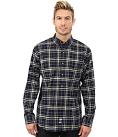 IZOD - Long Sleeve Heritage Tartan Button Up Shirt