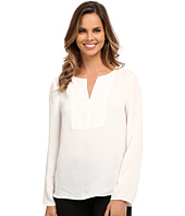 Adrianna Papell - Tunic Top with Front Panel