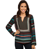 Adrianna Papell - Placement Print Tunic