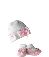 Kate Spade New York Kids - Cap and Bootie Set