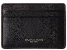 Michael Kors Bryant Cavallo Pebble Card Case