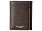 Michael Kors Bryant Cavallo Pebble Trifold Wallet