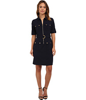 rsvp - Bailey Belted Shirtdress
