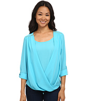 rsvp - Jillian Surplice Top