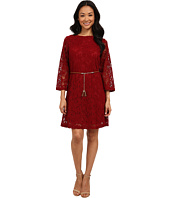rsvp - Ella Lace Tassle Belt Dress